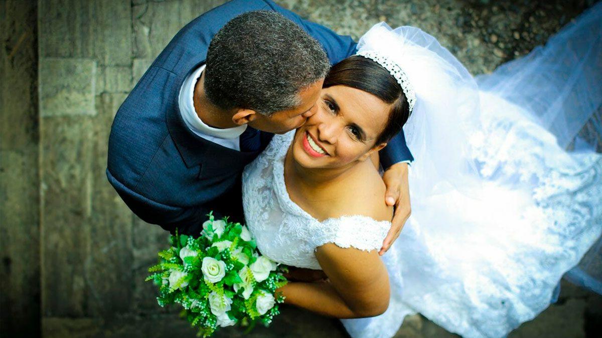 Poses de bodas