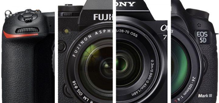 Cambiar de marca de cámara