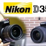 Nikon D3500 cámara reflex para principiantes