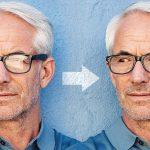 ¿Cómo eliminar 'mágicamente' el brillo de los gafas con Photoshop?