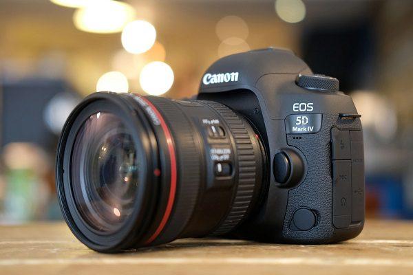 Canon eos 5d mark 5