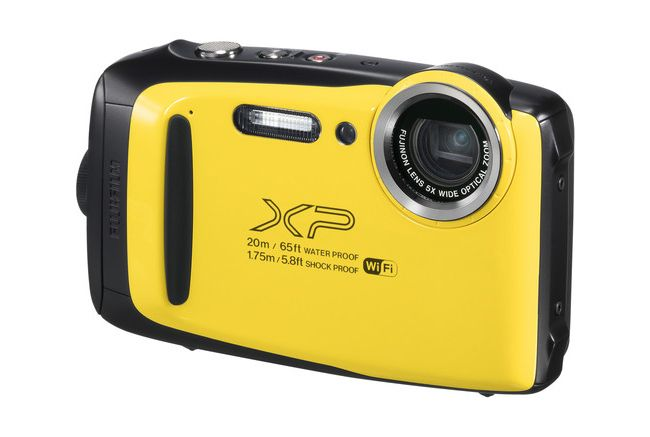 Excelentes equipos para fotógrafosFinePix XP130