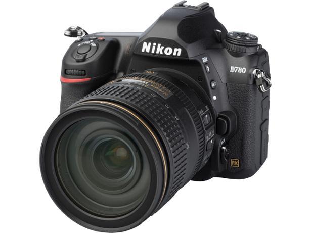 Las mejores cámaras DSLR: Nikon d780