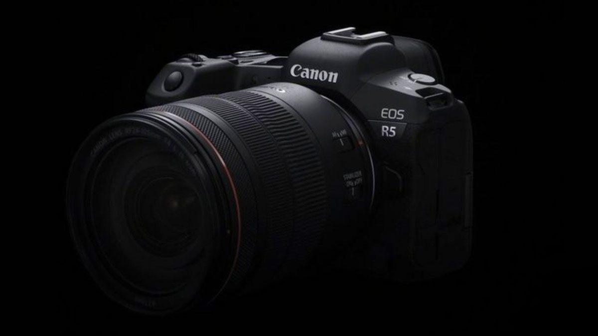 Razones para comprar Canon EOS R5