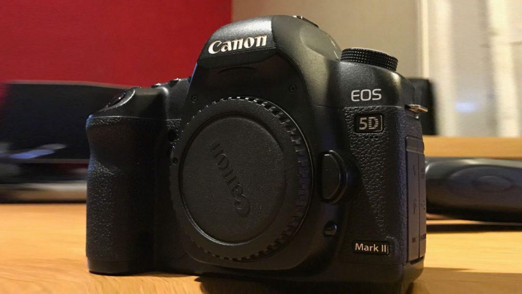 Mejor cámara usada par principiantes