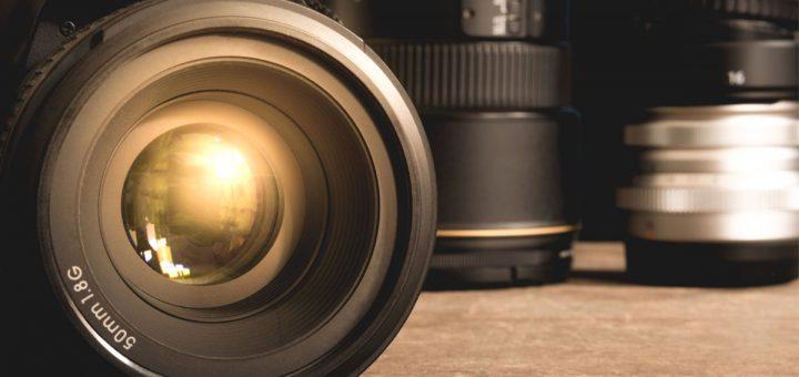 tipos de cámaras digitales