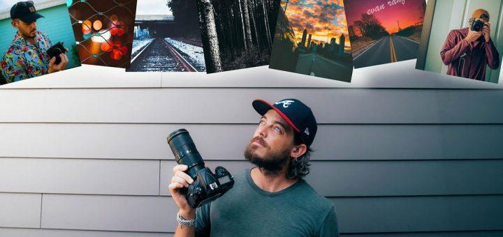Fases para ser un fotógrafo