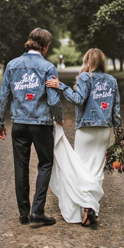Ideas para fotografías de bodas al aire libre