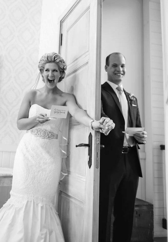 fotos de boda únicas