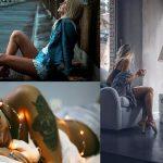30 mejores poses femeninas para fotografía de retrato