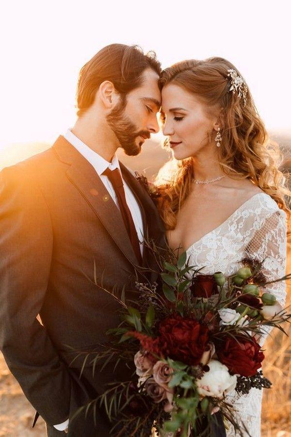 Ideas para fotografías de bodas aire libre