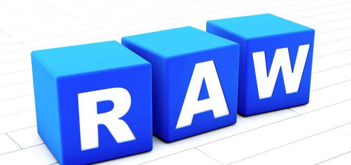 Raw de la A a la Z fácil de entender