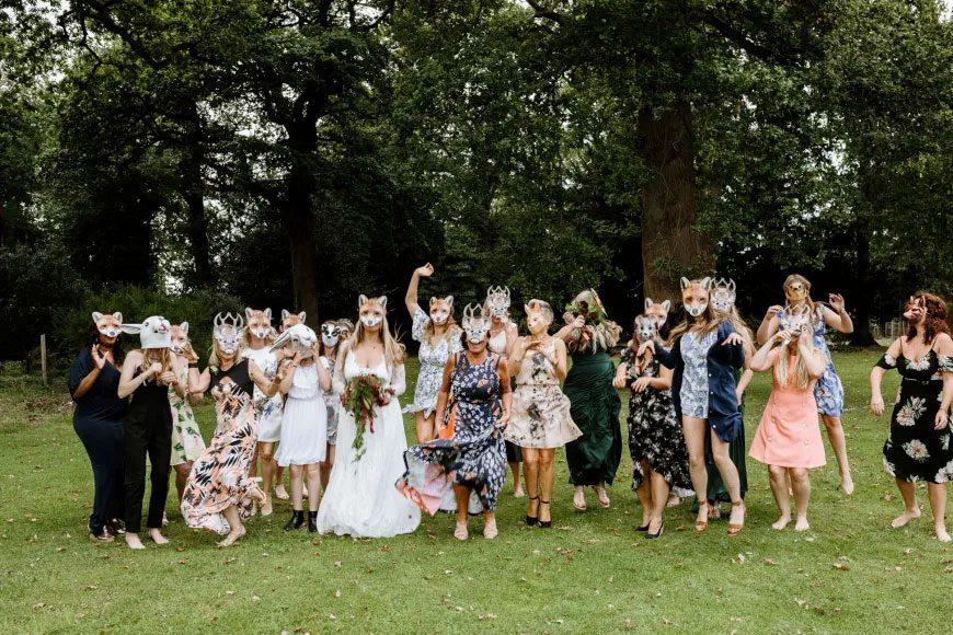 Ideas para fotografías de bodas únicas