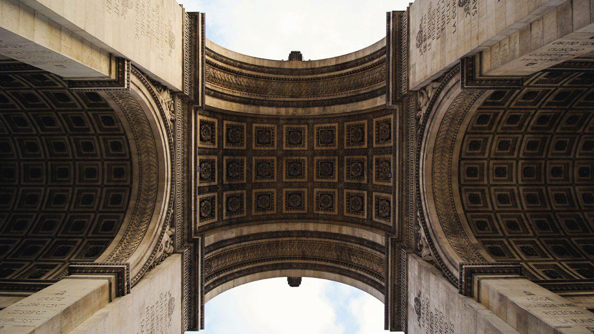 La simetría en la fotografía