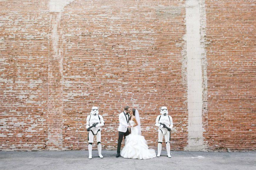 ideas creativas para fotos de bodas