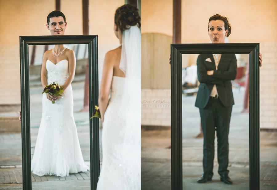 ideas únicas de fotografía de bodas