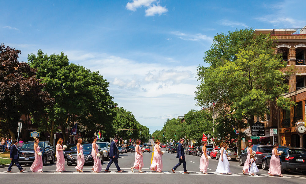 ideas divertidas para fotos de boda