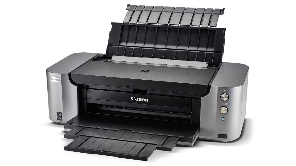 Las mejores impresoras fotográficas: Canon PIXMA Pro-100 / 100S