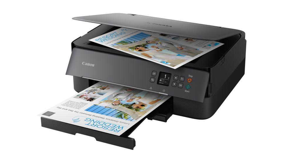 Las mejores impresoras fotográficas: Canon PIXMA TS6420