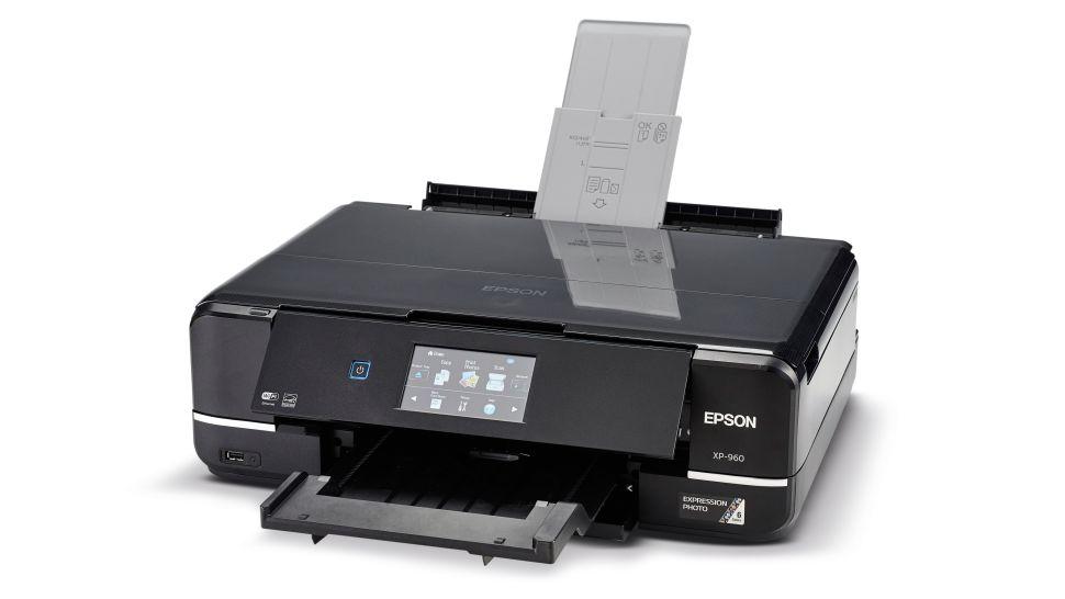 Las mejores impresoras fotográficas: Epson Expression Photo XP-970