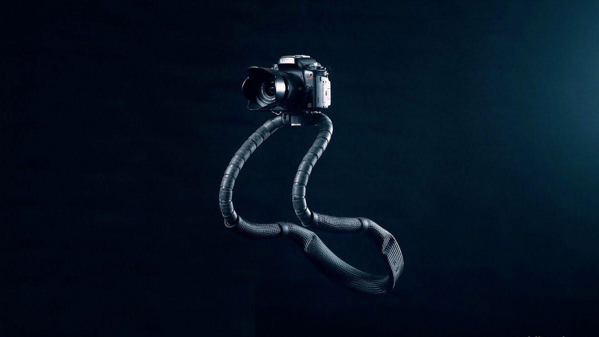 Correa trípode para cámaras