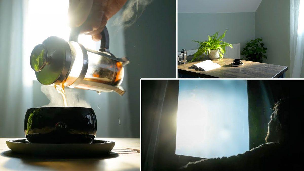Construye un sol artificial para fotografía