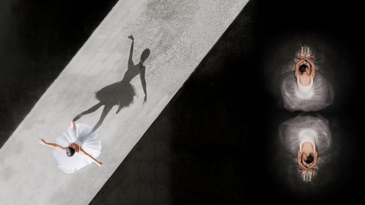 Fotos con drones de ballet