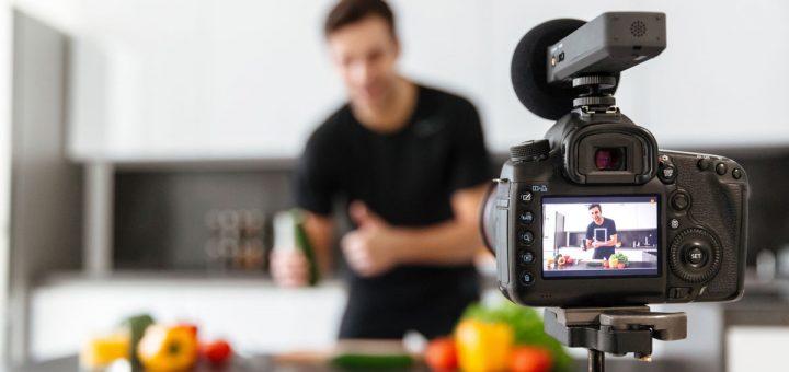 camaras lentes consejos para fotografía de comida