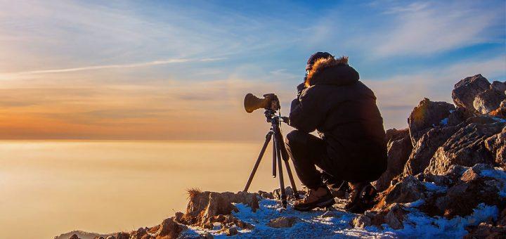 Montañas famosas para fotografiar
