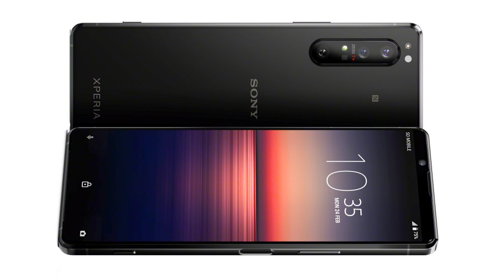 Las mejores cámaras de celular: Sony Xperia 1 II