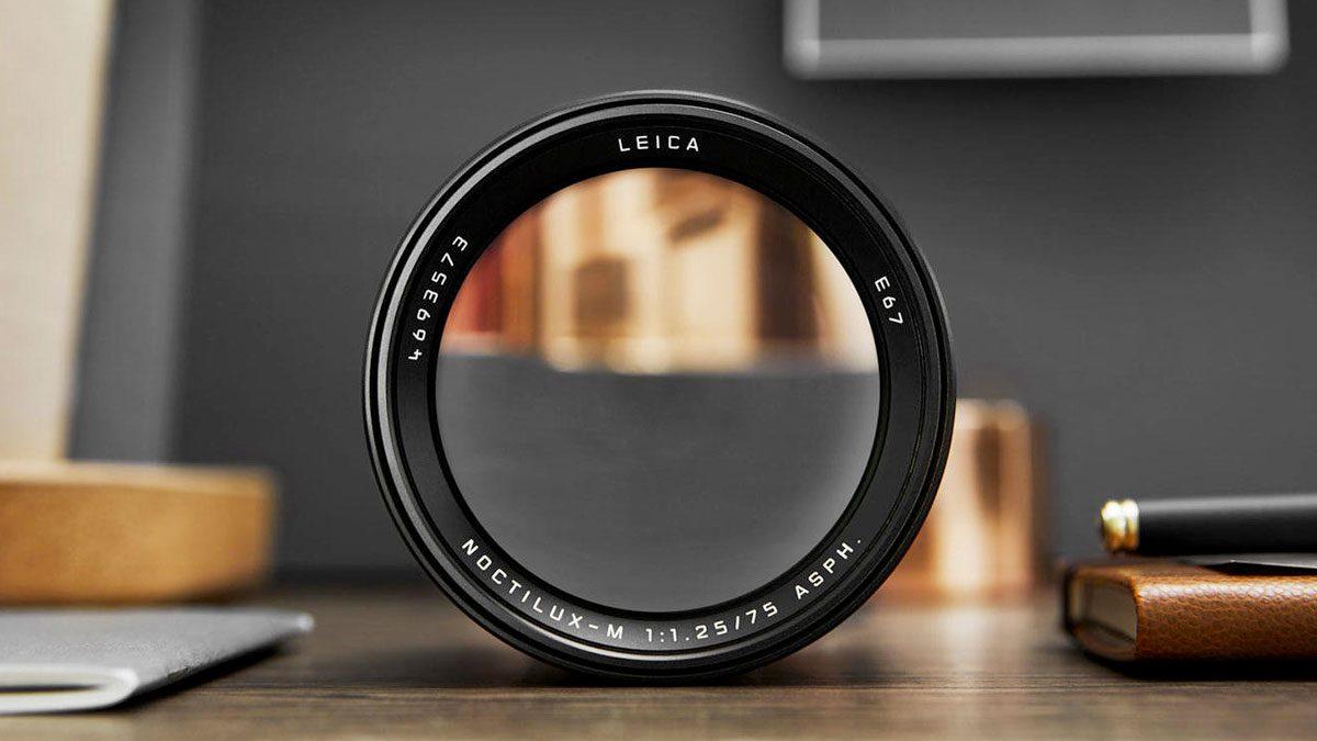 Mejor lente Noctilux