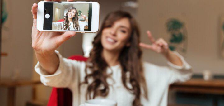 Selfies para mujeres en 2021