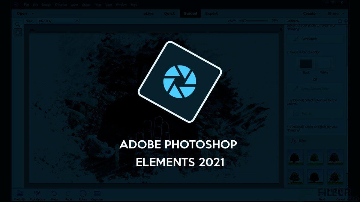 Qué es Adobe Elements 2021