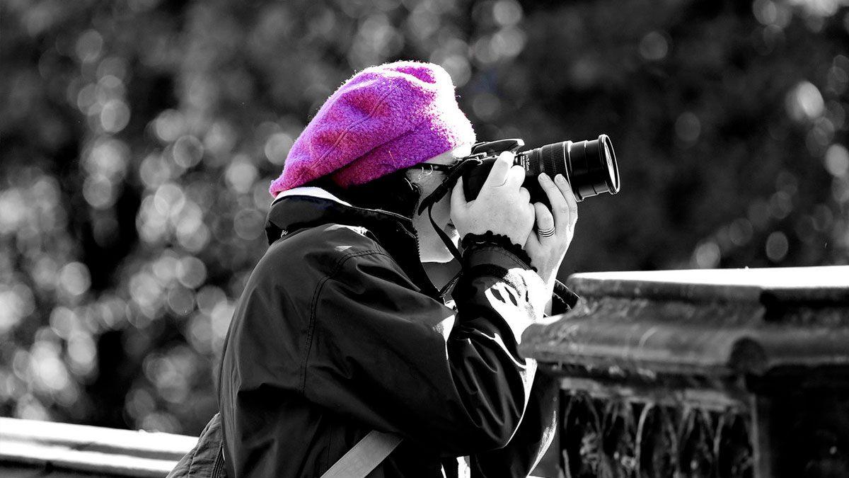 Fotógrafas mujeres y sus portafolios