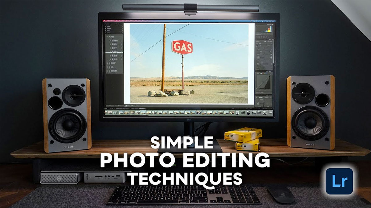 Técnicas para editar fotos fácil