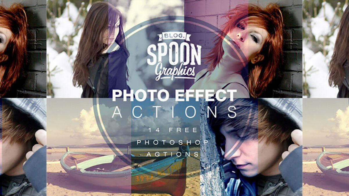 Acciones gratis de PS para tus fotografías
