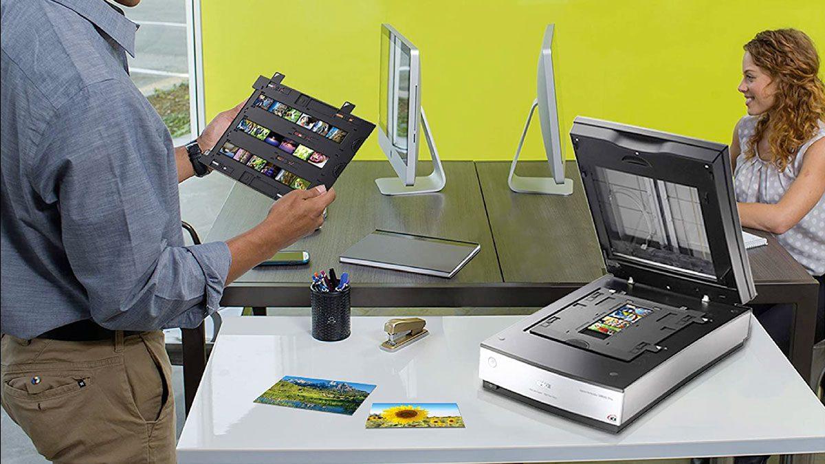 Mejores scanners para fotografía y negativos