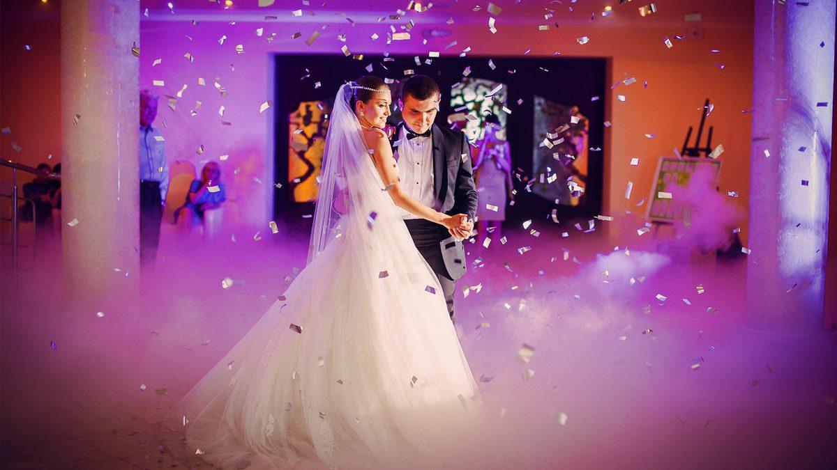 Cómo fotografiar el baile de novio
