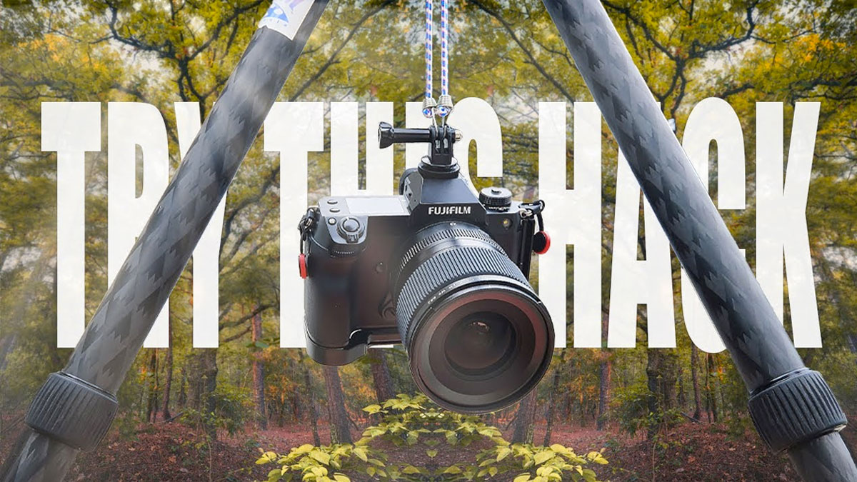 Hacks de cámara para fotos de paisajes