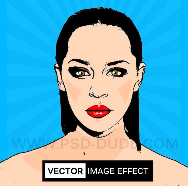 Tutoriales con Efectos tipo Cómic con Photoshop