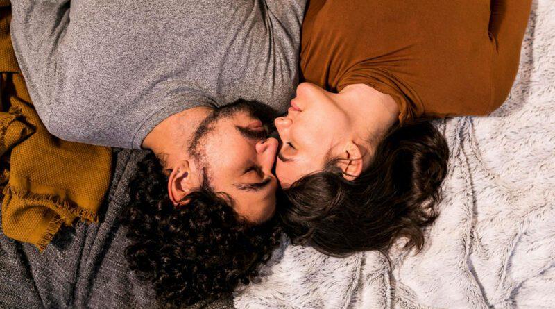 Poses de parejas durmiendo